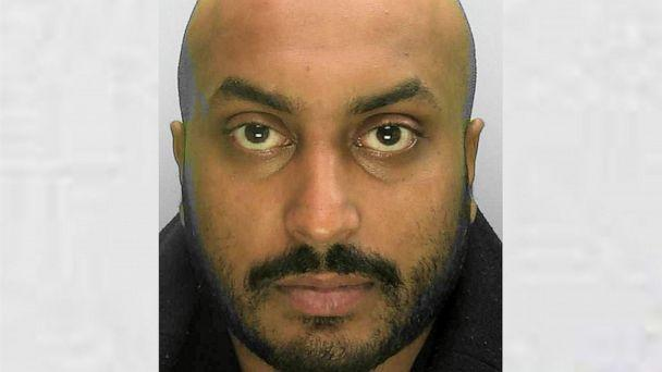 PHOTO: Rashidul Islam, 32, has been jailed for making a fake bomb threat to a flight he was late for. (Sussex Police Department)