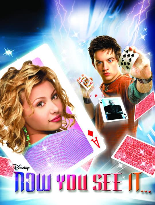 <p>Aly Michalka (<em>iZombie</em>) stars in this heartwarming film about a child magician and the dark side of extreme low-level fame.<br><br><em>(Credit: Disney Channel)</em> </p>
