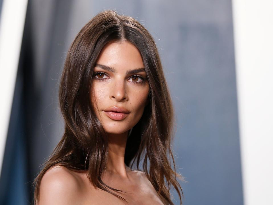Emily Ratajkowski explains her initial fears about having a boy or a girl.