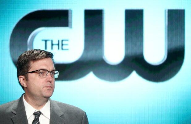 CW PR Head Opens TCA Day With Tearful Pause for Dayton and El Paso Mass Shooting Victims