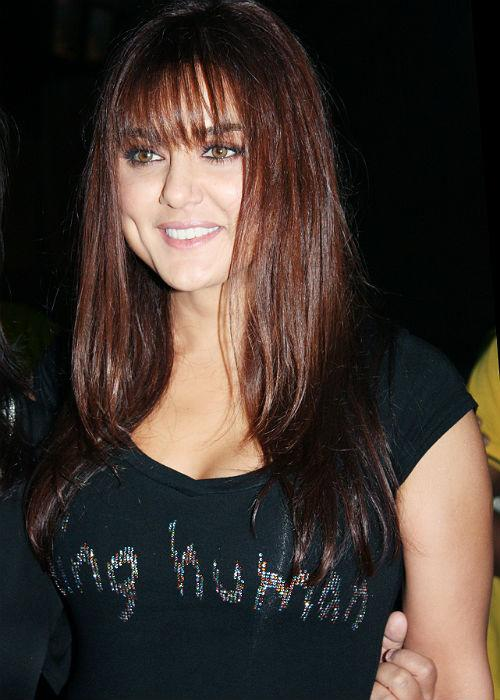 "<b>2.	Preity Zinta</b><br>When it comes to dimples, who else can we think of other than her! Her chirpy smile perfectly matched with her bubbly nature. No wonder she stole hearts with her killer performance in her debut movie ""Dil Se""."