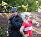 """<p>Go, go gadget Halloween costume! Pay tribute to everyone's favorite bumbling detective of the '80s with this DIY Inspector Gadget couple costume. We shudder to think where Inspector Gadget would be without his clever niece and sidekick, Penny, so don't leave home without her this Halloween!</p><p><strong>See more at <a href=""""https://persialou.com/diy-inspector-gadget-and-penny-costumes/"""" rel=""""nofollow noopener"""" target=""""_blank"""" data-ylk=""""slk:Persia Lou"""" class=""""link rapid-noclick-resp"""">Persia Lou</a>. </strong></p><p><a class=""""link rapid-noclick-resp"""" href=""""https://go.redirectingat.com?id=74968X1596630&url=https%3A%2F%2Fwww.walmart.com%2Fip%2FSuperhero-Short-Costume-Gloves%2F150440679&sref=https%3A%2F%2Fwww.thepioneerwoman.com%2Fholidays-celebrations%2Fg32645069%2F80s-halloween-costumes%2F"""" rel=""""nofollow noopener"""" target=""""_blank"""" data-ylk=""""slk:SHOP YELLOW GLOVES"""">SHOP YELLOW GLOVES</a> </p>"""