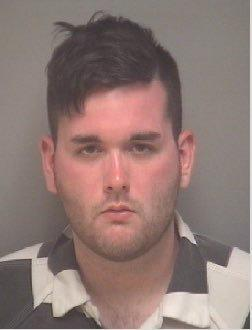 James Alex Fields Jr., 20, has been charged with one count of second-degree murder, three counts of malicious wounding and one count of failing to stop at the scene of a crash that resulted in a death. (Handout . / Reuters)