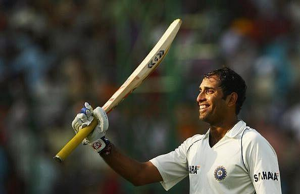 VVS Laxman was one among two Indian batsmen to score a ton at Sydney in 2004