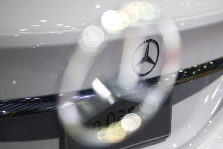 Daimler profits double on sales of Mercedes E-class, SUVs