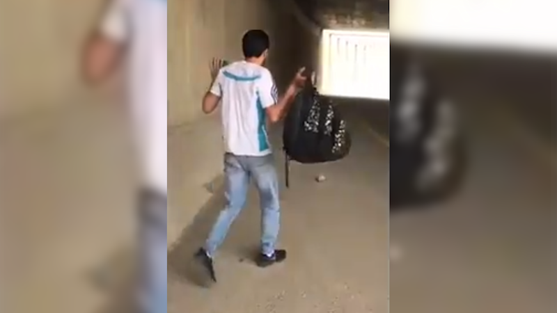 Leaked footage shows Israeli police shooting unarmed Palestinian in the back