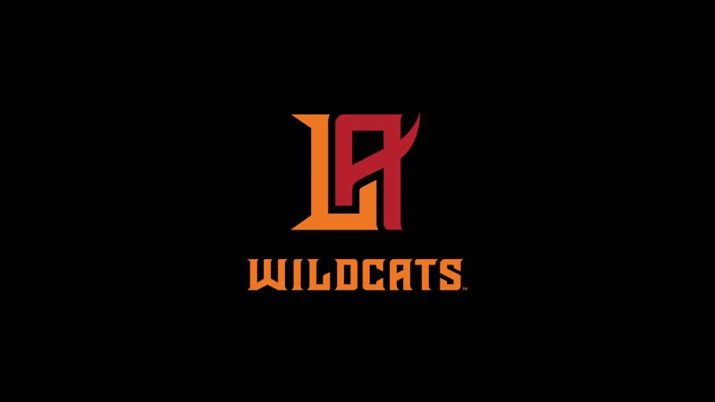 The logo for the XFL's Los Angeles Wildcats. (Photo courtesy XFL)