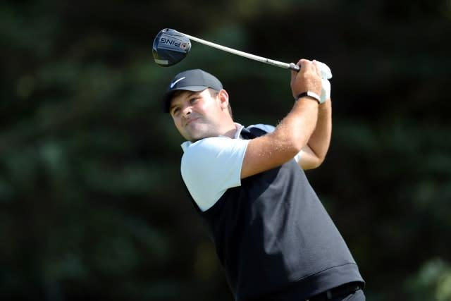 Patrick Reed is three shots off the lead after 54 holes of the Turkish Airlines Open (Niall Carson/PA)