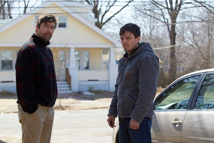 Manchester By The Sea Claire Folger