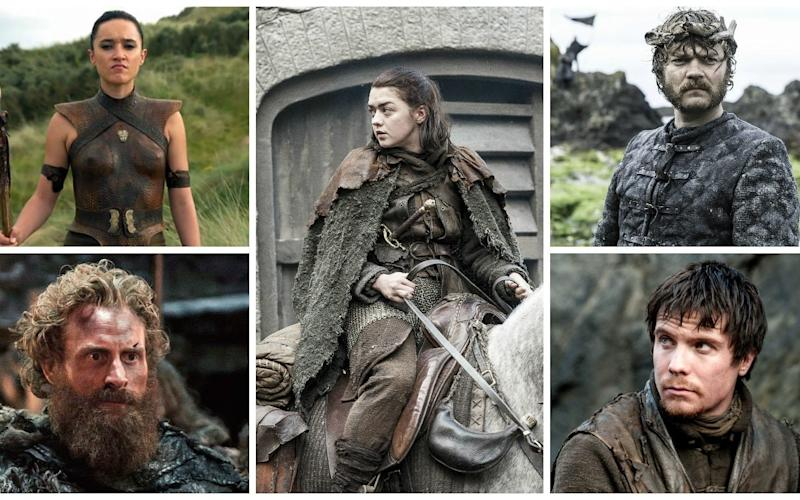 Can you name all of the Game of Thrones characters? Didn't think so... here's our full guide below
