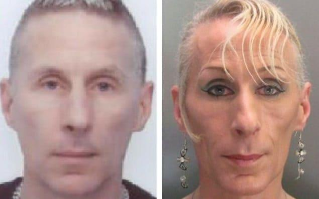 Police said Lisa Hauxwell, who is also known as Craig Hauxwell, could possibly still be living as a man - SWNS