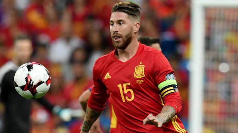Relationship with Pique is 'very good' says Ramos