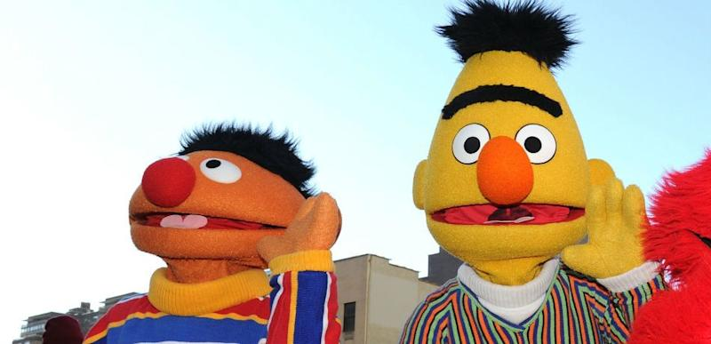 Bert Ernie Arent Gay After All Sesame Street Writer Says His