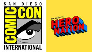 Comic Con Hero Nation