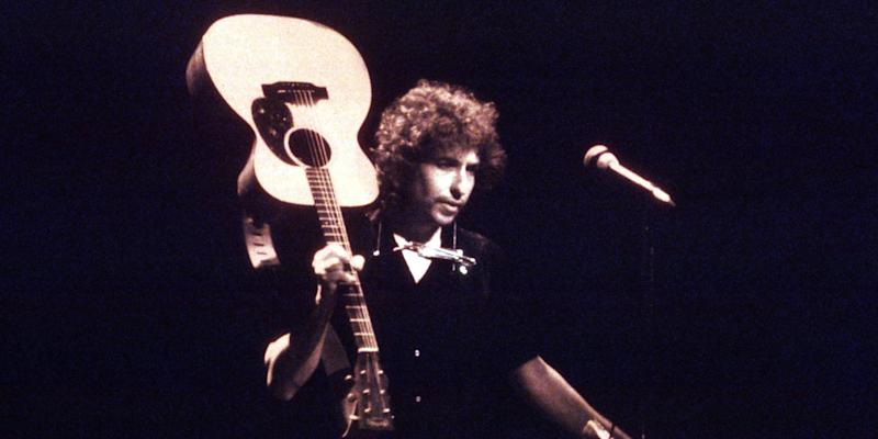 "Bob Dylan : écoutez son gospel perdu ""Making a liar out of me"""