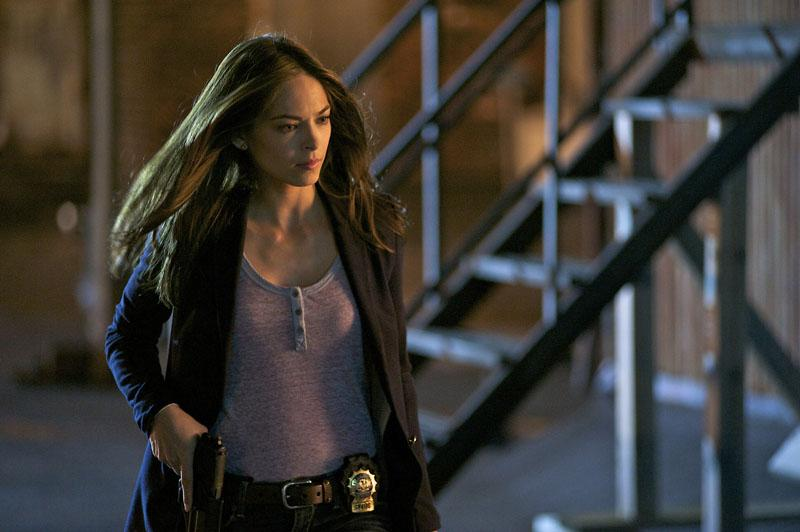 """Kristin Kreuk as Catherine in the """"Beauty and the Beast"""" episode, """"Proceed With Caution."""""""