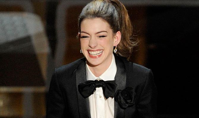 Anne Hathaway advierte a sus haters (©Gtres)