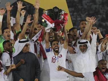 British national arrested in UAE for 'crime' of wearing Qatar football shirt during AFC Asian Cup match, claim reports
