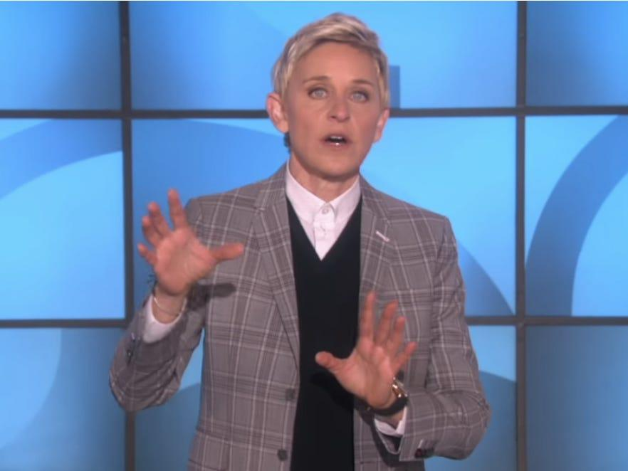"DeGeneres was called out by Twitter users after a thread asking for ""insane"" stories about her went viral."