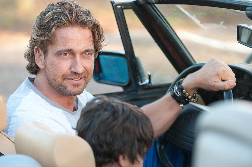 """Gerard Butler in FilmDistrict's """"Playing for Keeps"""" - 2012"""