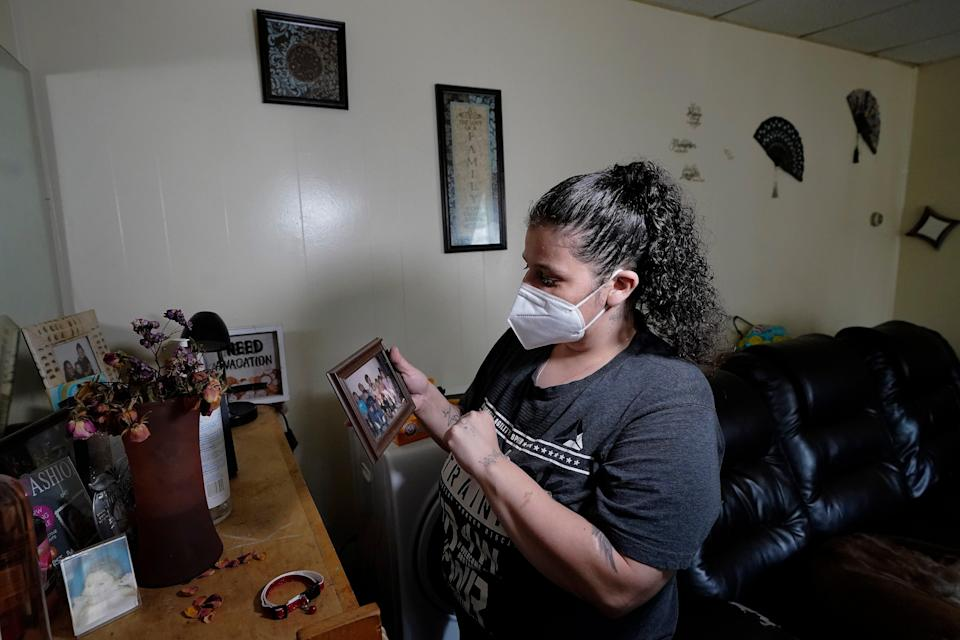 Eviction Moratorium (Copyright 2021 The Associated Press. All rights reserved)