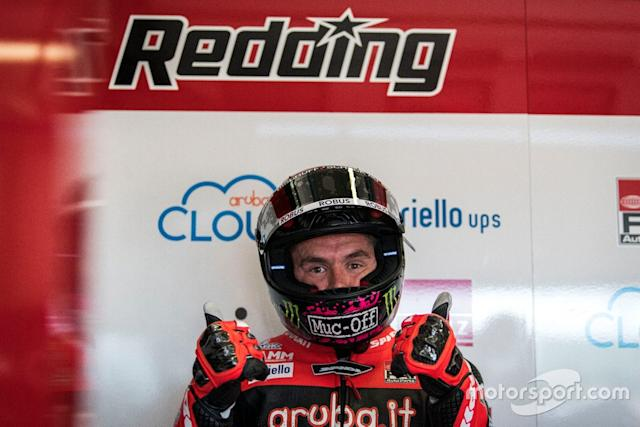 "Scott Redding, Aruba.it Racing Ducati <span class=""copyright"">Ducati Corse</span>"