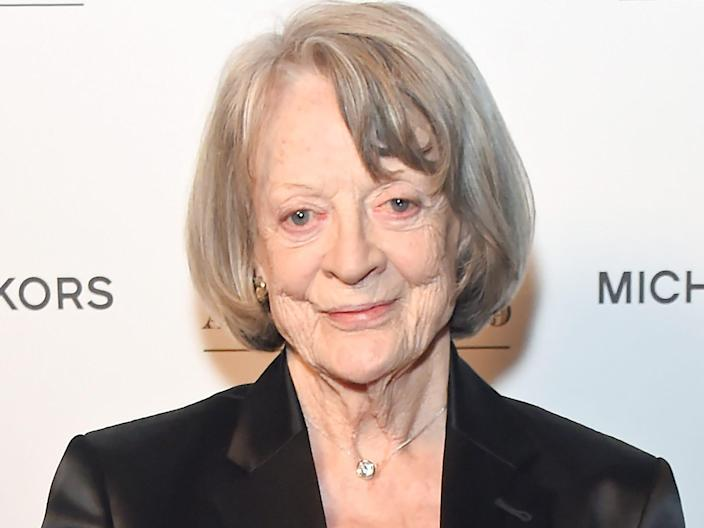 maggie smith 2019