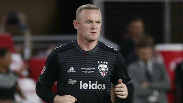 Wayne Rooney provided an assist in DC United's win over Seattle Sounders in MLS.
