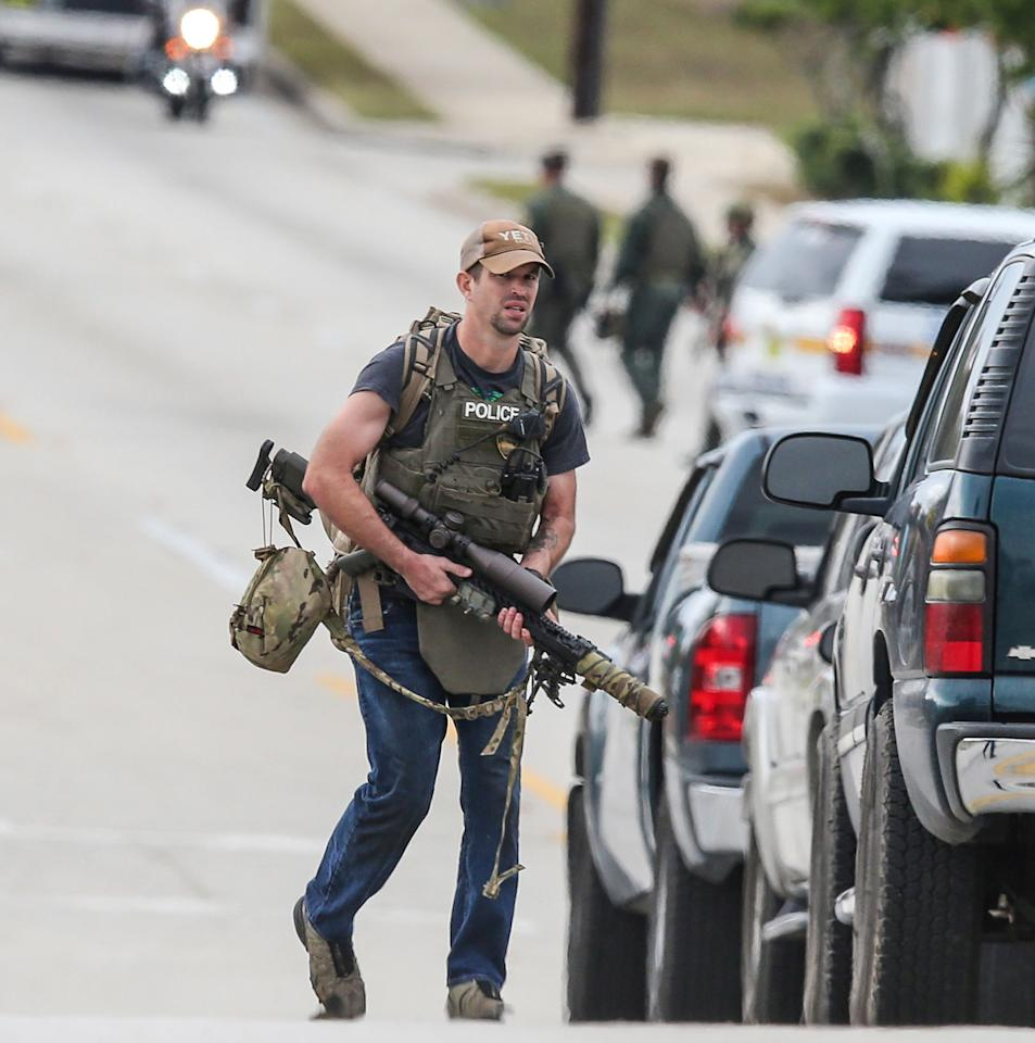 Armed Man in Custody After Hostage Situation at Florida Bank