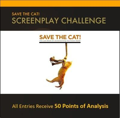 Save the Cat! Screenplay Challenge