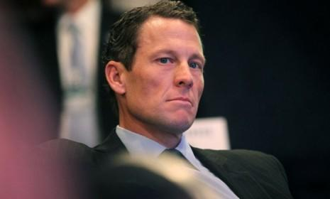 "Lance Armstrong ""isn't and never has been a victim,"" writes Mike Anderson in Outside Magazine."
