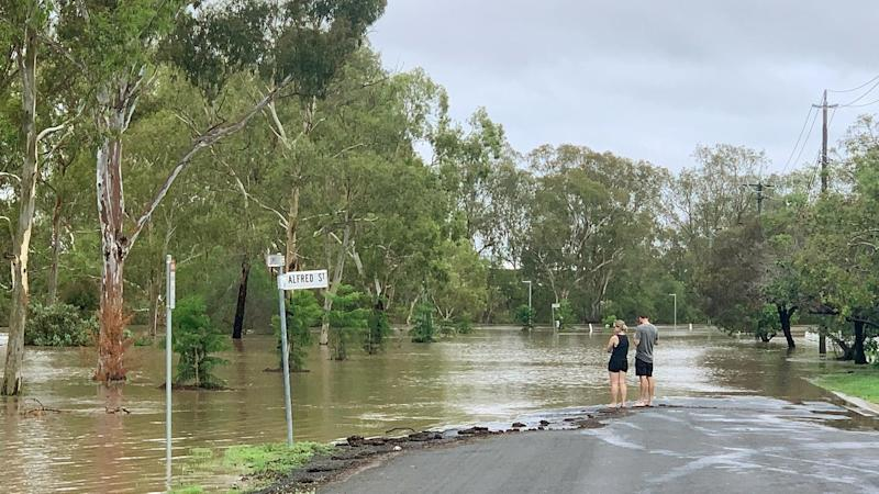WET WEATHER QLD