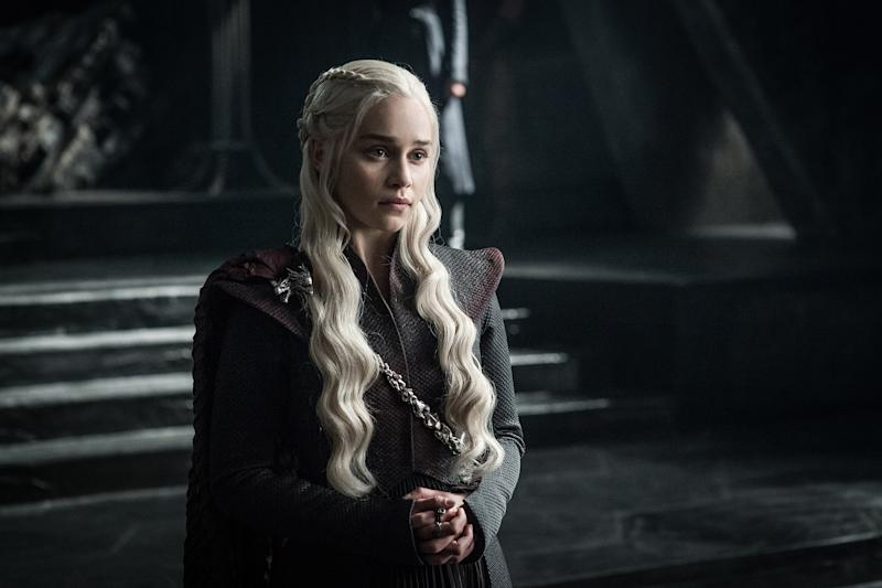 Try Not to Get Emotional About Emilia Clarke's Official Goodbye to Game of Thrones