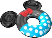 <p>Soak in the sun and embrace your inner Minnie Mouse with this adorable <span>GoFloats Minnie Mouse Pool Float</span> ($25). It's perfect for relaxing days in your pool. </p>