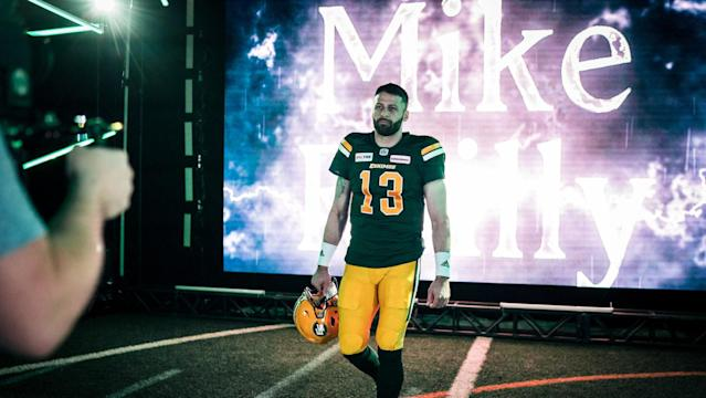 Mike Reilly and the Edmonton Eskimos will use the fact that the Grey Cup will be played in their home stadium as motivation this season. CFL.ca's Jim Morris writes.