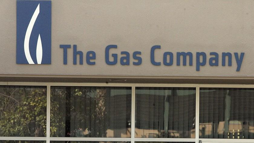 Sempra Energy, parent of Southern California Gas Co., reorganized its management ranks.