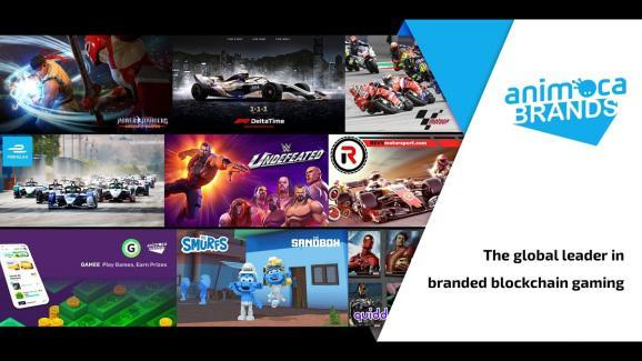 Animoca Brands wants to be the leader in blockchain gaming.