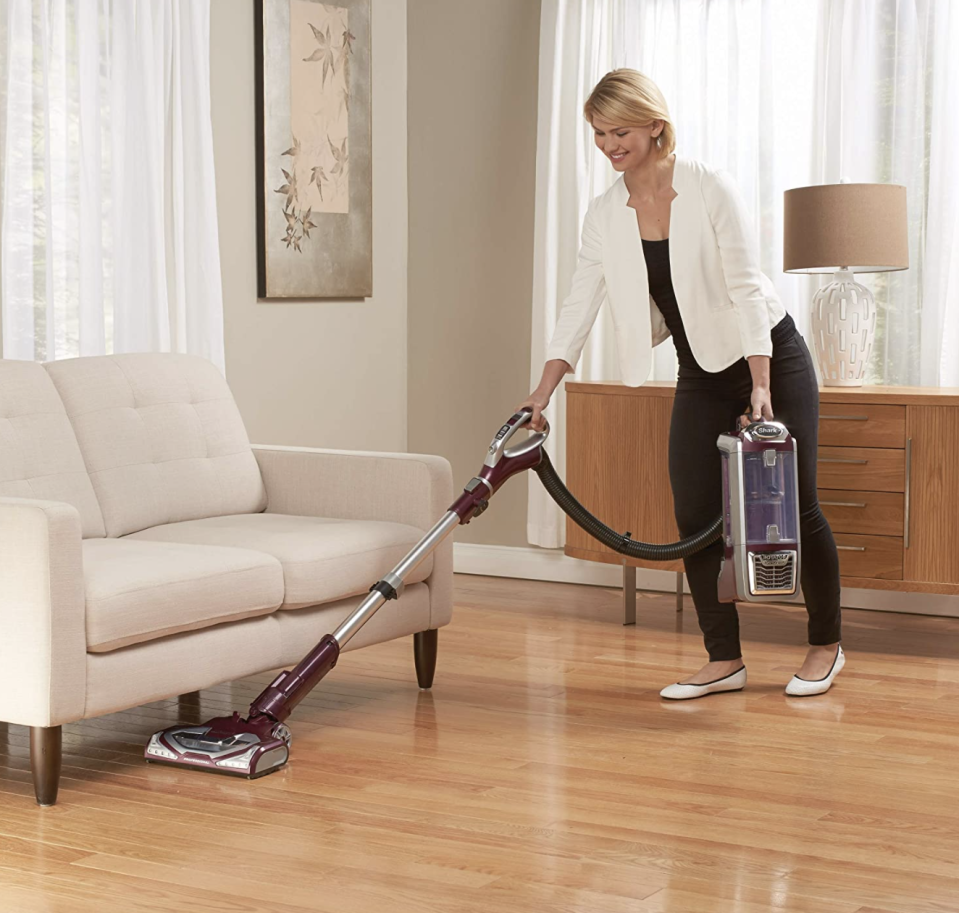 This vac has thousands of five-star reviews. (Photo: Amazon)
