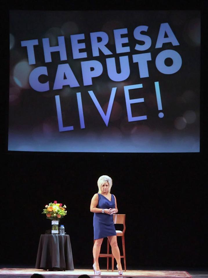 "Attend a Live Event with ""Long Island Medium"" star Theresa Caputo"
