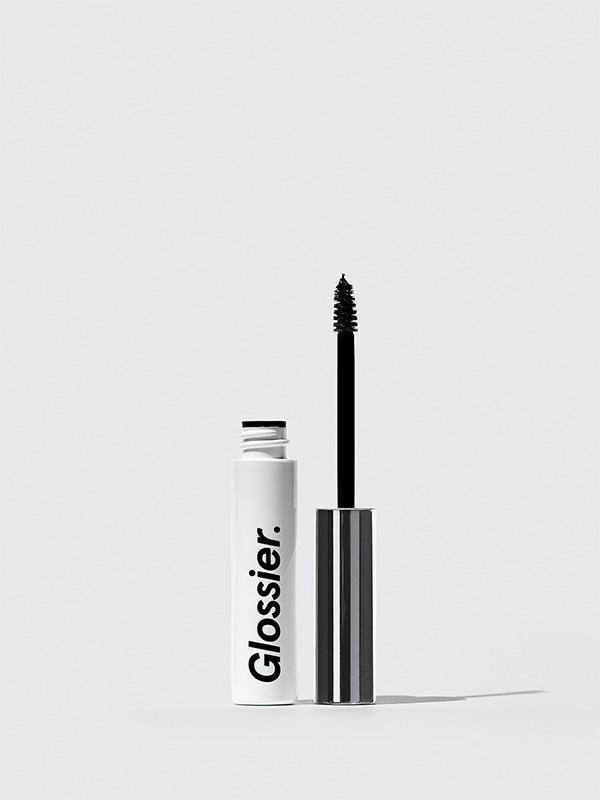 """<p><strong>Glossier</strong></p><p>glossier.com</p><p><a href=""""https://go.redirectingat.com?id=74968X1596630&url=https%3A%2F%2Fwww.glossier.com%2Fproducts%2Fboy-brow&sref=https%3A%2F%2Fwww.harpersbazaar.com%2Fbeauty%2Fmakeup%2Fg36662415%2Fglossier-sale-2021%2F"""" rel=""""nofollow noopener"""" target=""""_blank"""" data-ylk=""""slk:Shop Now"""" class=""""link rapid-noclick-resp"""">Shop Now</a></p><p><strong><del>$16</del> $13 (20% off)</strong></p><p>Glossier's brow filler and shaper has a moisture-rich wax formula, which ensures oomph without stiffening brows. Also, fun fact: Miranda Kerr used this product on her wedding day. </p>"""