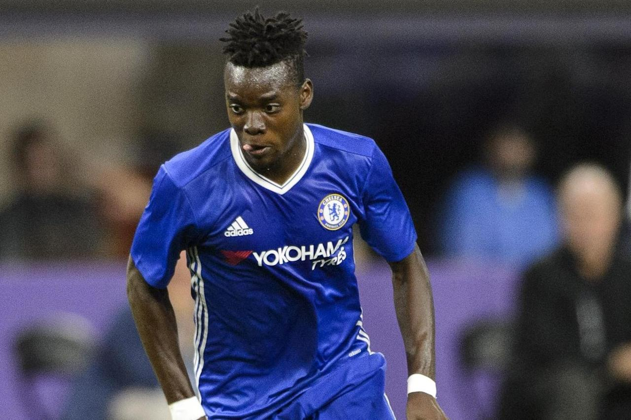 Lyon president confirms £16m deal to sign Bertrand Traore from Chelsea