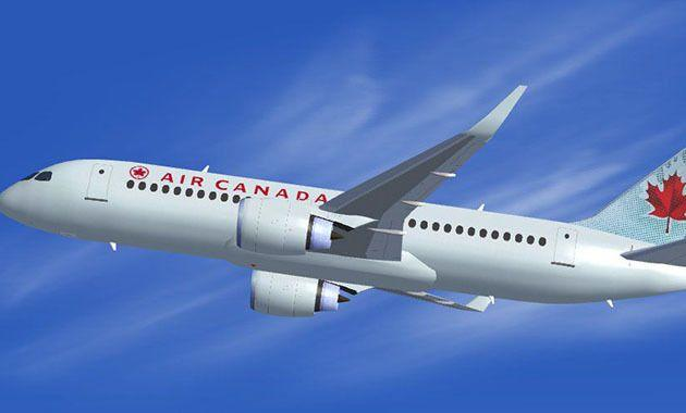 An Air Canada Bombardier. Photo: Thinkstock