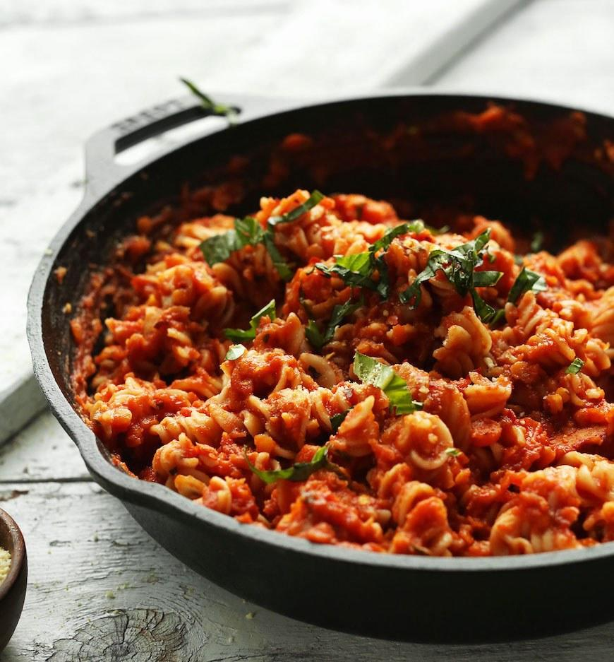 PHearty Lentils Take The Place Of Beef In This Recipes Bolognese Inspired