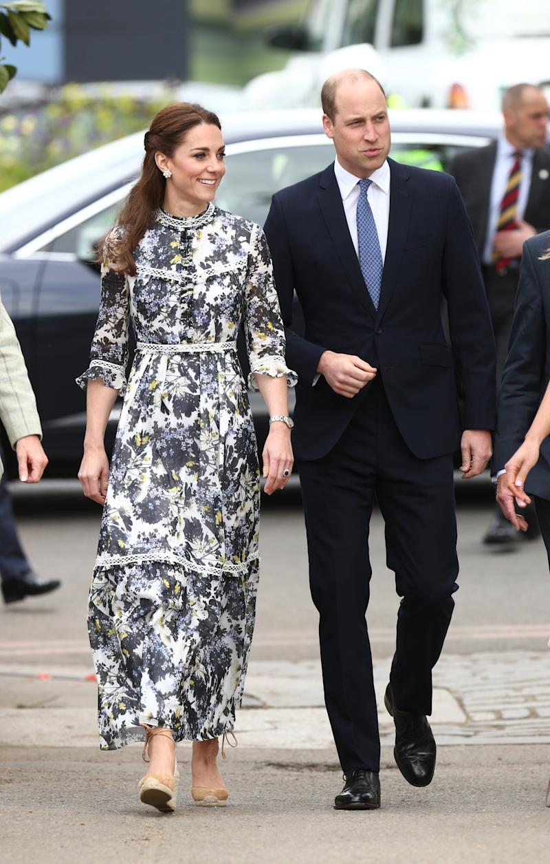 Kate Middleton's Latest Hairstyle Looks Like It's Straight Out of Game of Thrones
