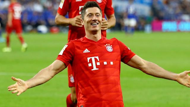 Robert Lewandowski reckons this will be the season Bayern Munich conquer Europe again after strengthening their squad in recent months.