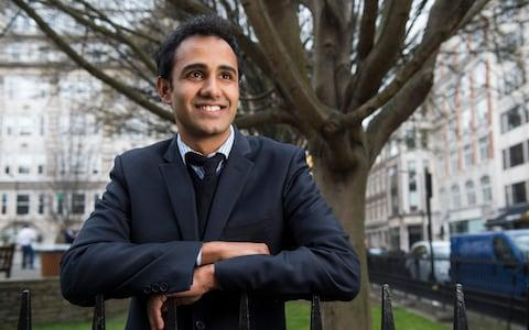 Former 10 aide, Rohan Silva has accused the Duke of using the N-word - Credit: Paul Grover