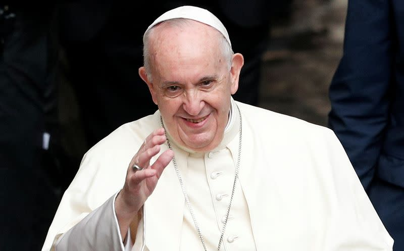 Poor should get Covid-19 vaccine first, Pope Francis says