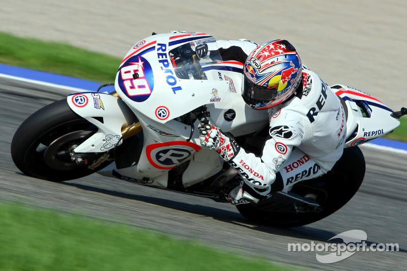 """Repsol Honda (GP Valencia 2008)<span class=""""copyright"""">Red Bull GmbH and GEPA pictures GmbH</span>"""