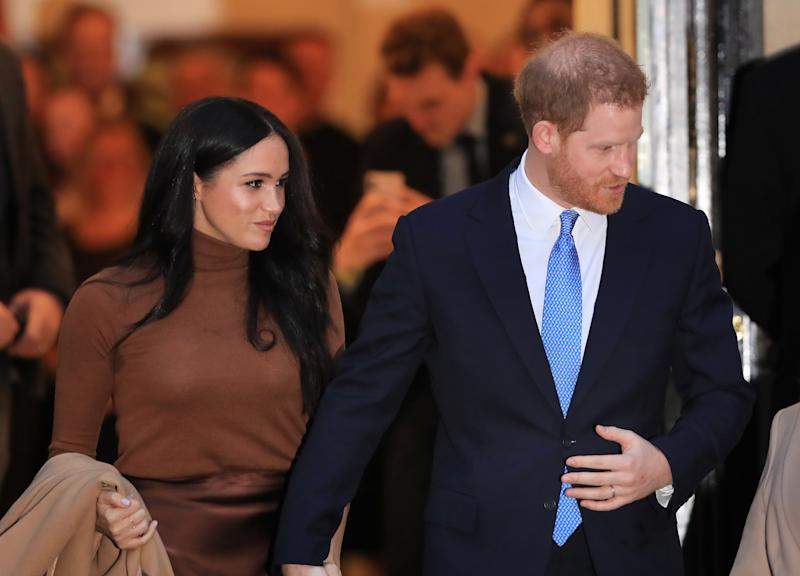 Meghan Markle was the subject of fierce debate sparked by an audience member alleging it was racism that drove her away. Source: AAP