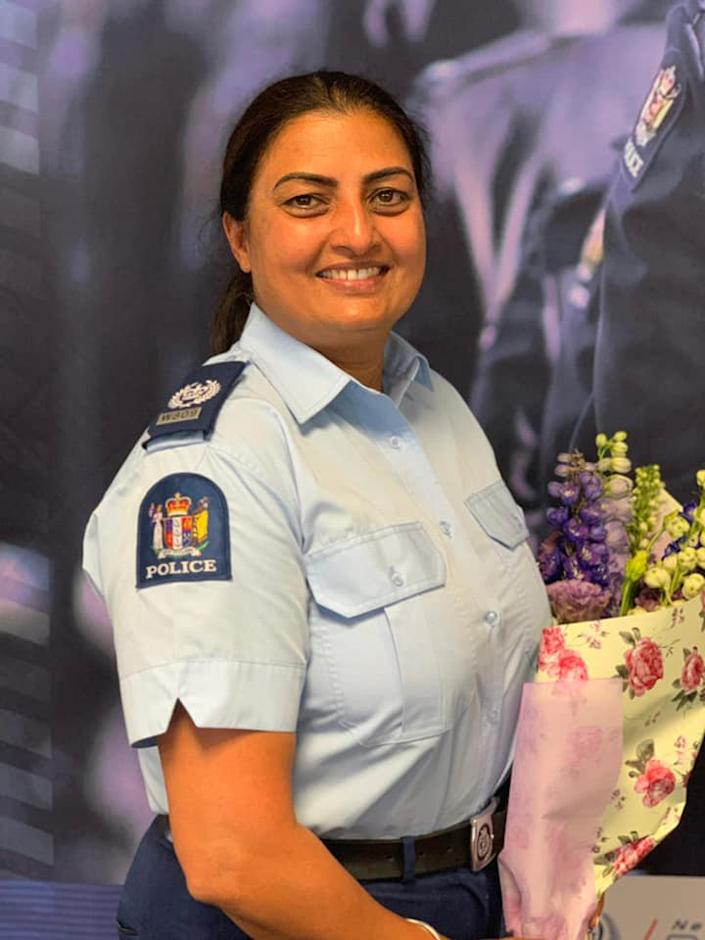 Kaur's career in law enforcement spans 17 years and she has served in multiple roles, she has also been an ethnic people's community relations officer.